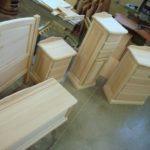 Foto de taller mobles en til·ler.
