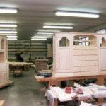 Foto de taller mobles en pi de flandes